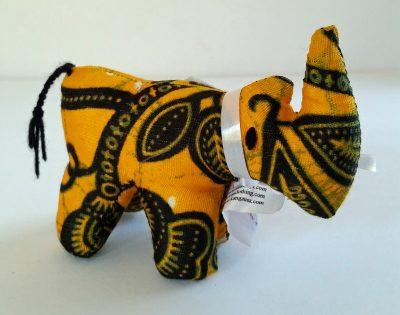 Stuffed Rhino
