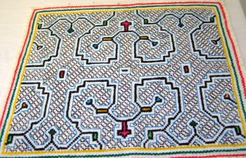 Shipibo Embroidery