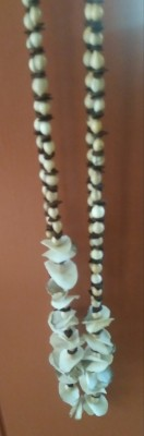 Seed Bead Necklace from Peru