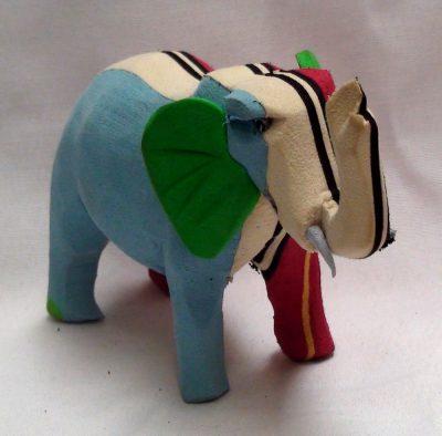 Hai Recycled Flip Flop ELephant