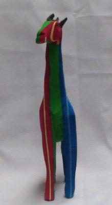 Kasari Recycled Flip Flop Animal