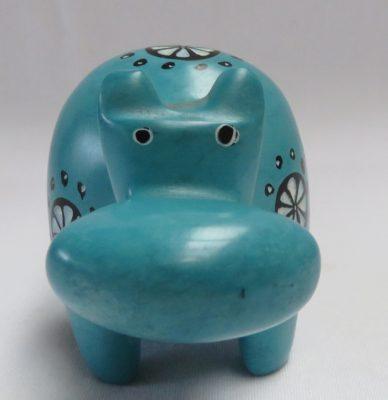 Soapstone Hippo