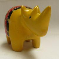 Soapstone Rhino