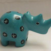 Tommy the Soapstone rhino