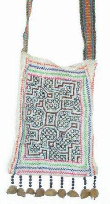 Shipibo Cross Body bag