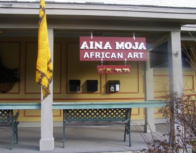 Aina Moja Shop Downtown Belfast