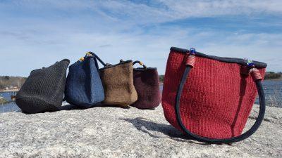 Handwoven Sisal Bag