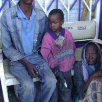 Kenyan Street Family