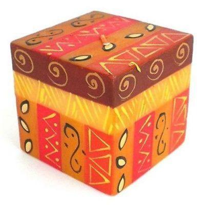 Bongazi Design Cube Candle