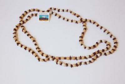 Seed Bead Necklace made in Peru