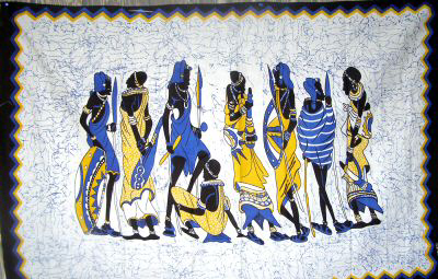 The Gathering Blue Kanga