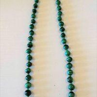 Green Malachite Necklace