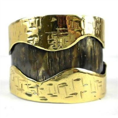 Brass Bracelet Cuff