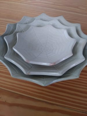 Spider Web Dishes